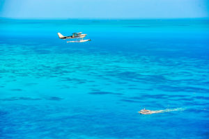 Key West Private Charter Seaplane to and from Naples, Sarasota, and or Marco Island